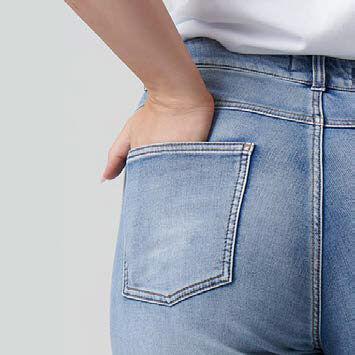 How to wear denim