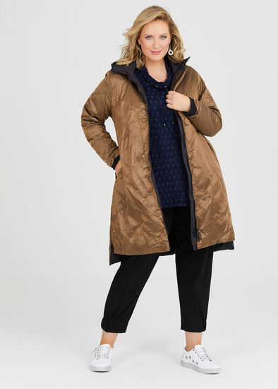 Ice Age Reversible Puffer