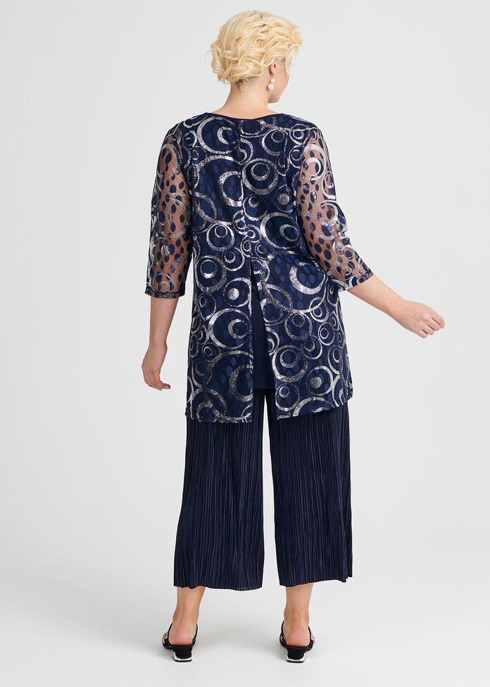 Touch Of Class Tunic, , hi-res