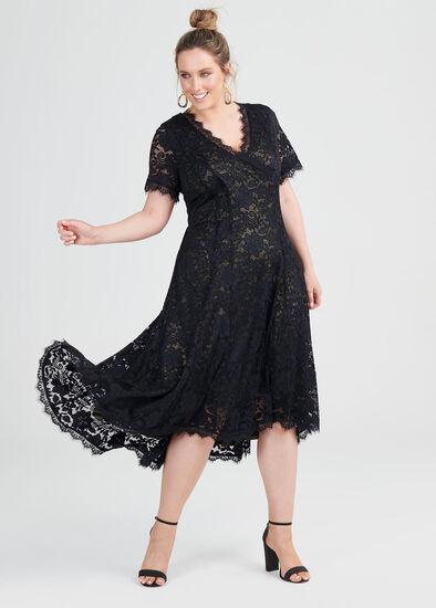 Talia Lace Dress