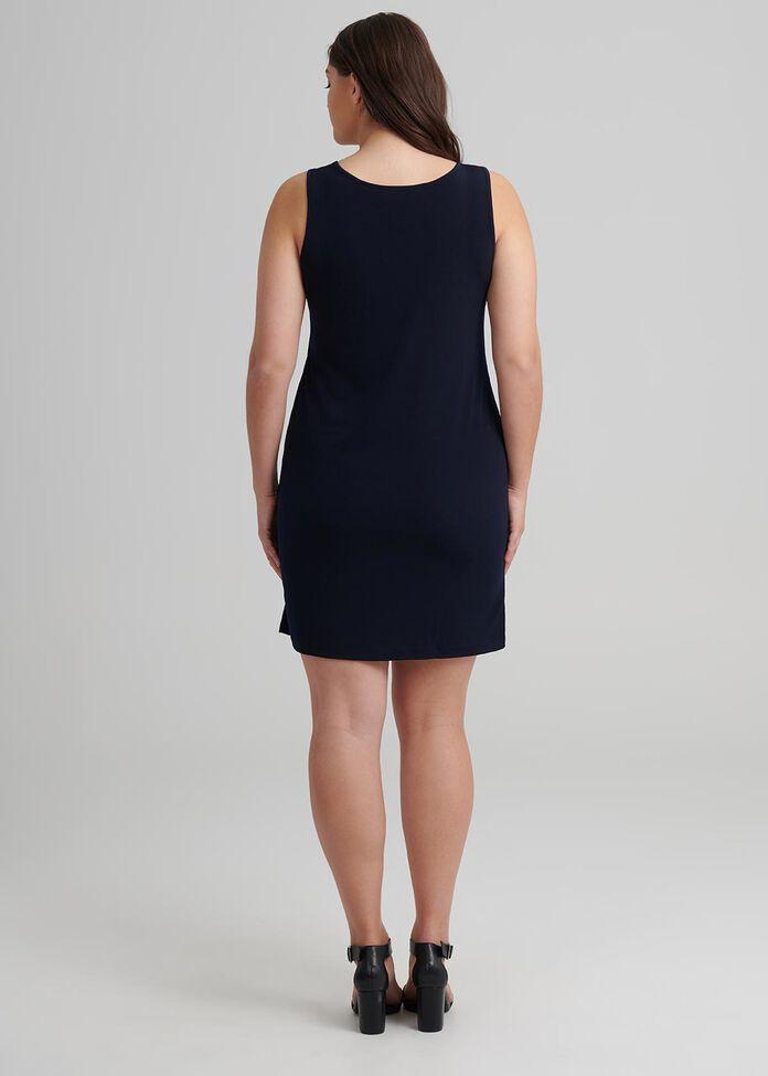 Luna Base Slip Body Dress, , hi-res
