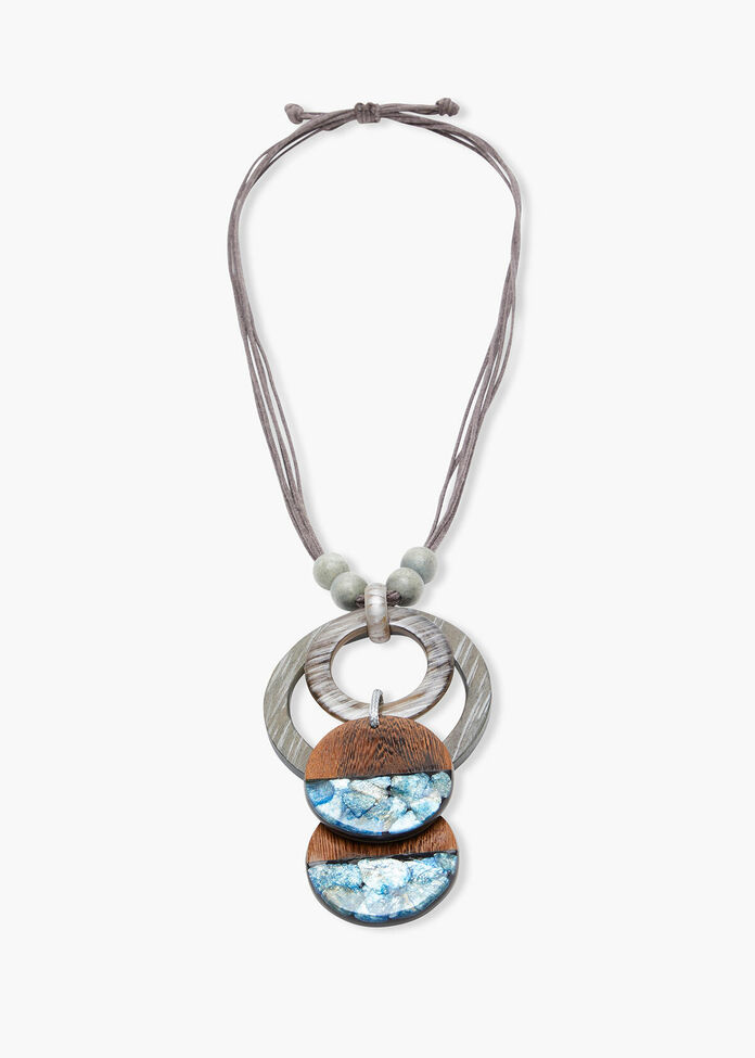 Crystal Waters Necklace, , hi-res
