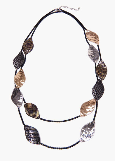 Python Shield Necklace