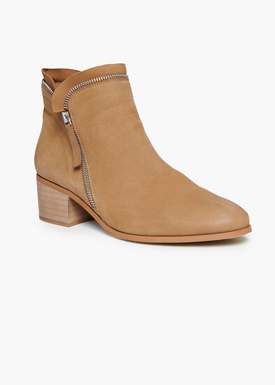 Cora Leather Boot