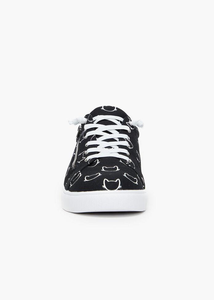 The Cat Bamboo Sneaker, , hi-res