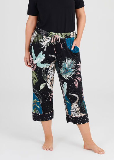 Bamboo Jungle Pj Pant