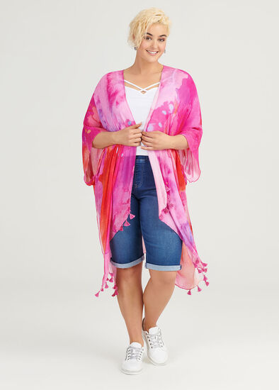 Pink Water Cape