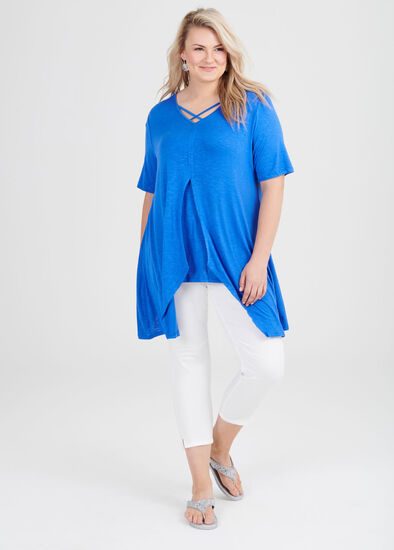Blue Skies Ahead Tunic
