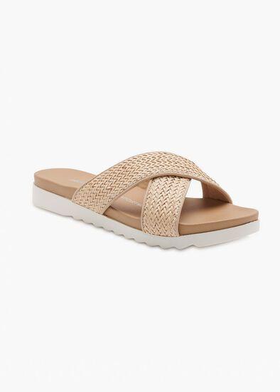 Chloe Crossover Sandal