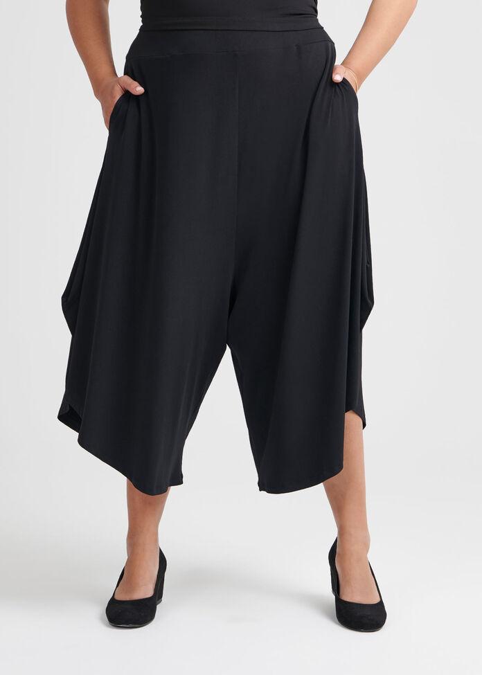 Essential Drape Pant, , hi-res