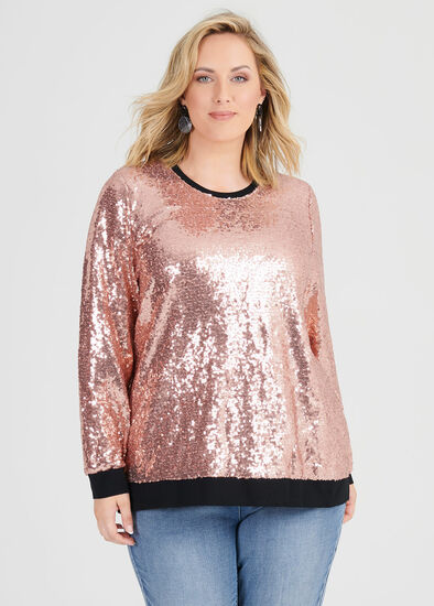 Starstruck Sequin Sweat