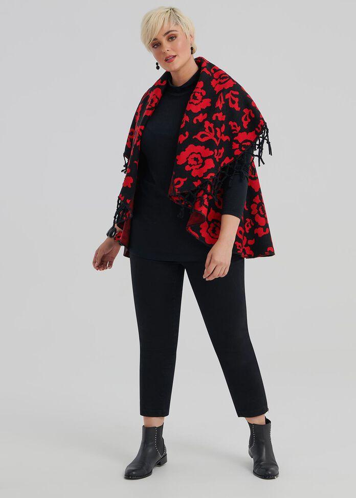 Rose Garden Vest, , hi-res