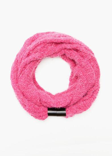 Chenille Magnetic Scarf