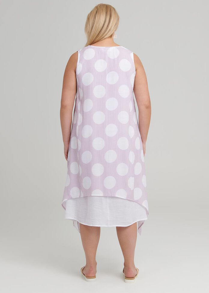 Chianti Spot Dress, , hi-res