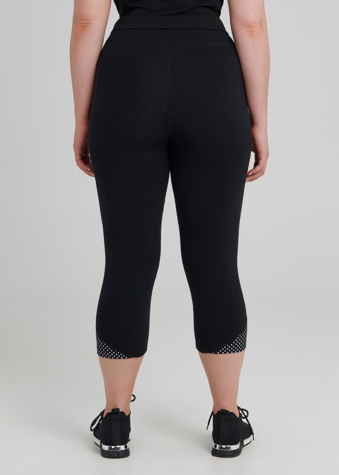 New Age Crop Legging, , hi-res