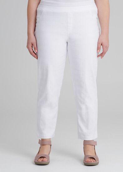 Whitewash Pant
