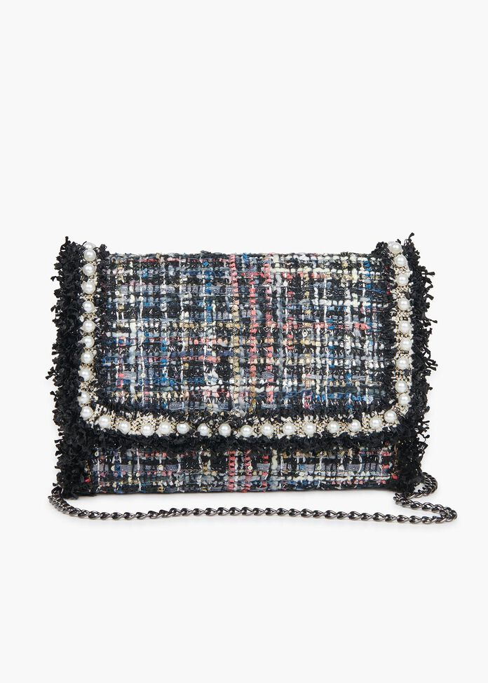 Blair Boucle Glam Bag, , hi-res