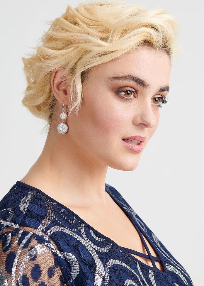 Razzle Dazzle Earrings, , hi-res