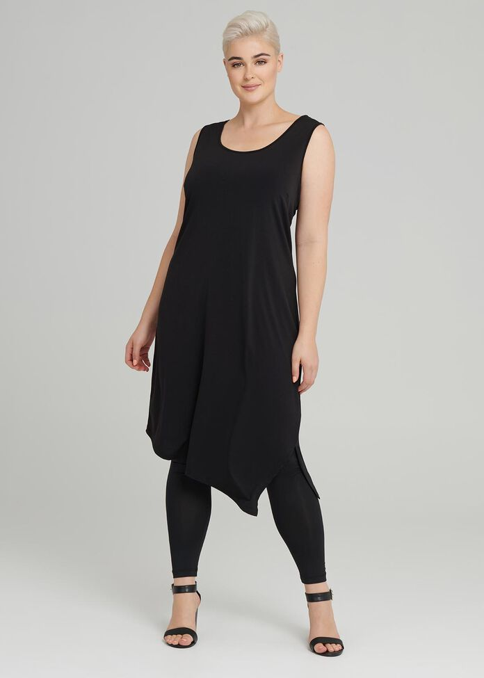 Luna Basic Instinct Slip Dress, , hi-res