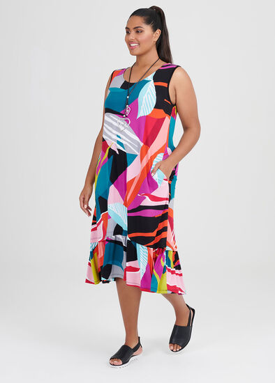Bamboo Airlie Dress