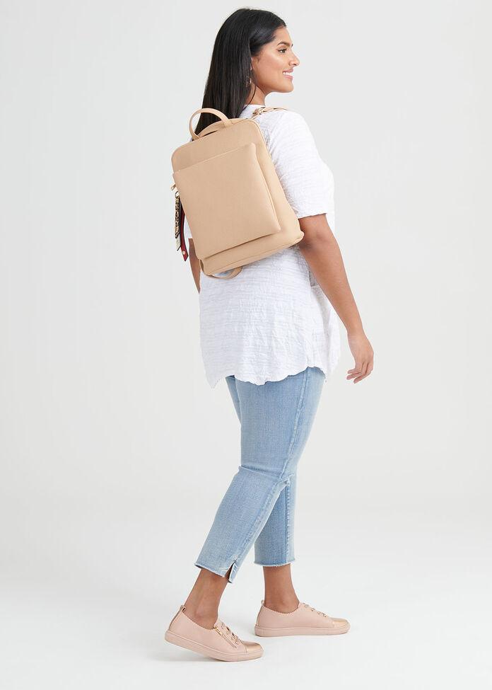 Bree Beige 3 Way Bag, , hi-res