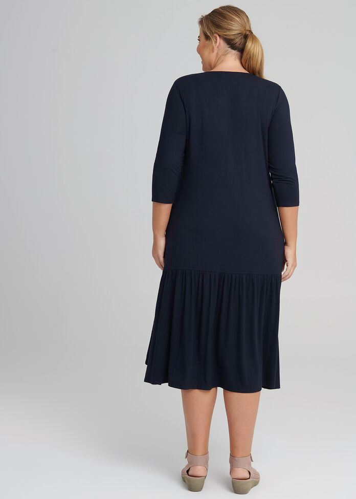 Jane Bamboo Dress, , hi-res