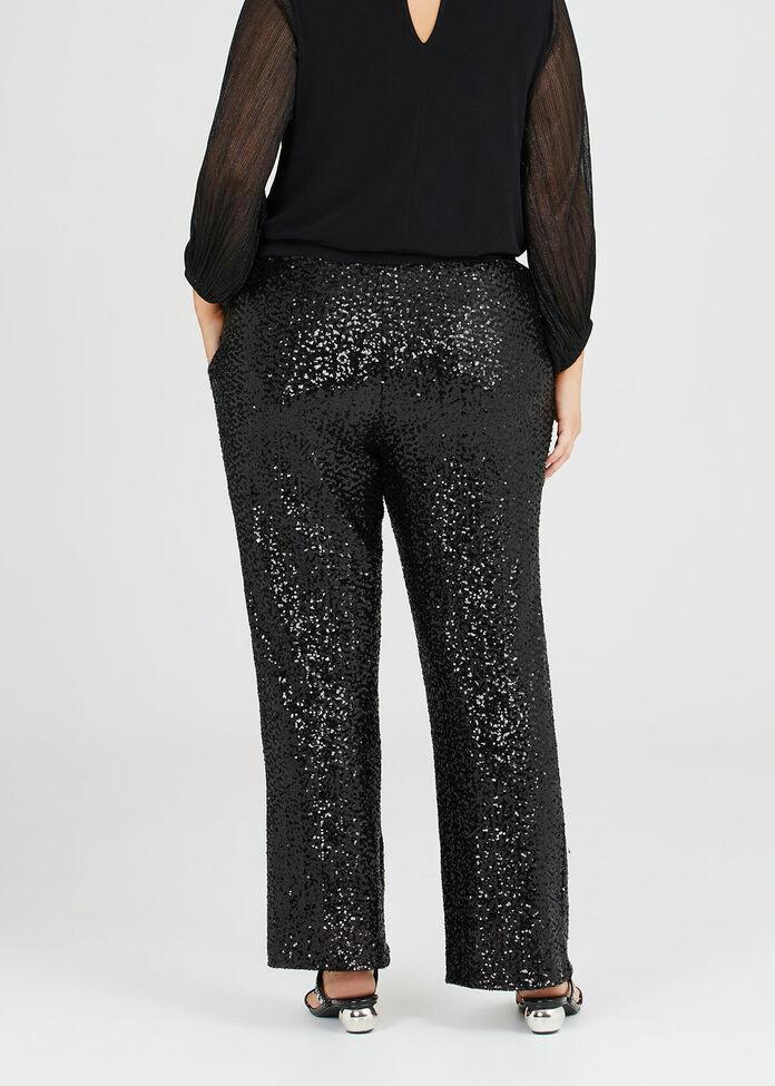 Sparkle Sequin Pant, , hi-res