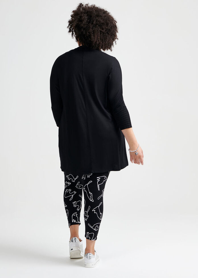 Bamboo Wool Muse Tunic, , hi-res