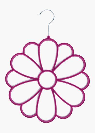 Flower Scarf Holder
