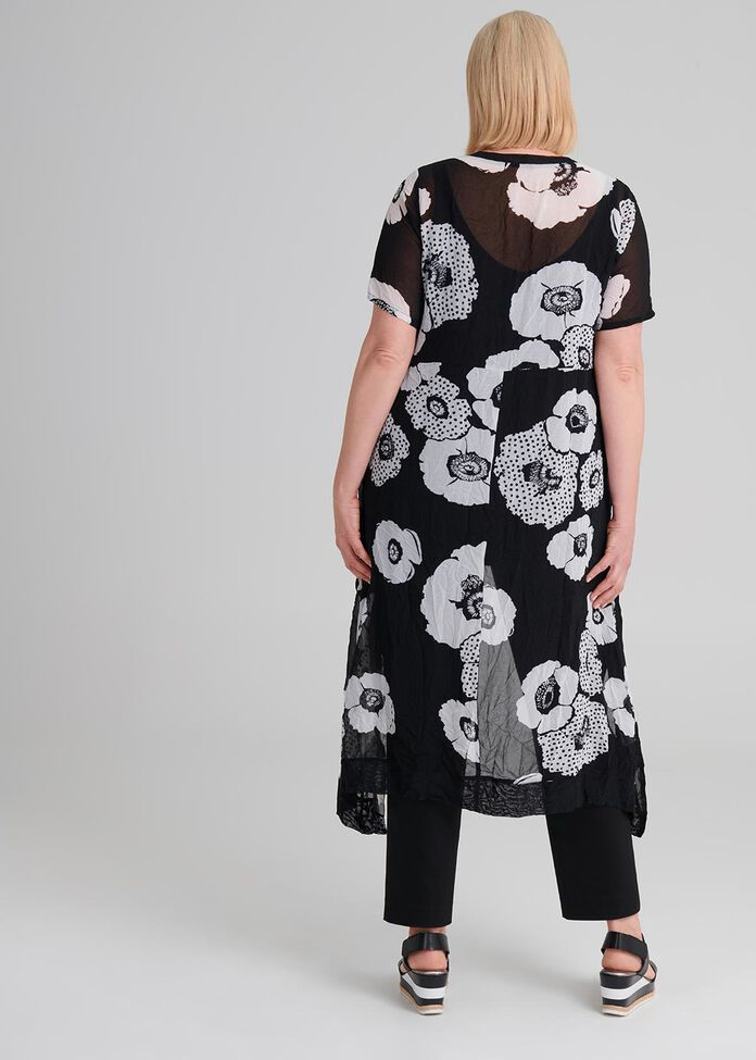 Bell Floral Tunic, , hi-res