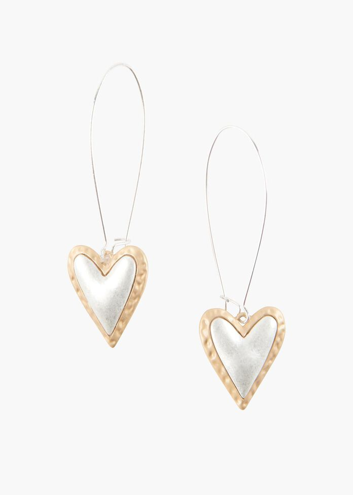 Change Of Heart Earrings, , hi-res