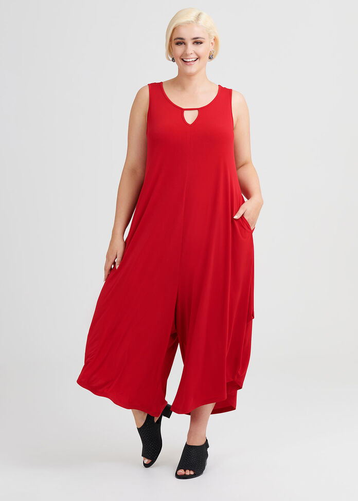 Sassy Essential Jumpsuit, , hi-res