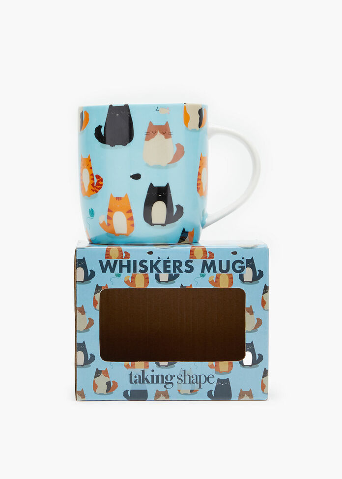 Whiskers Mug, , hi-res
