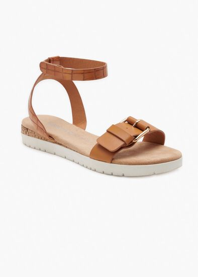 Belle Buckle Sandal