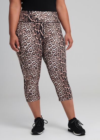 Leopard Active Legging