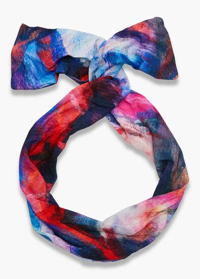 Watercolour Headband
