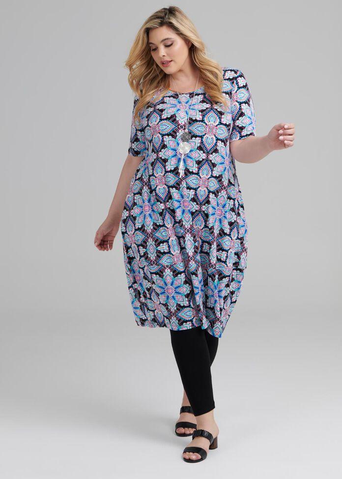 Kaleidoscope Dress, , hi-res