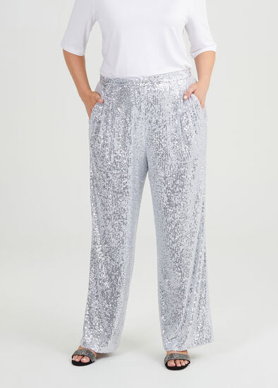 Sparkle And Shine Wide Leg Pant