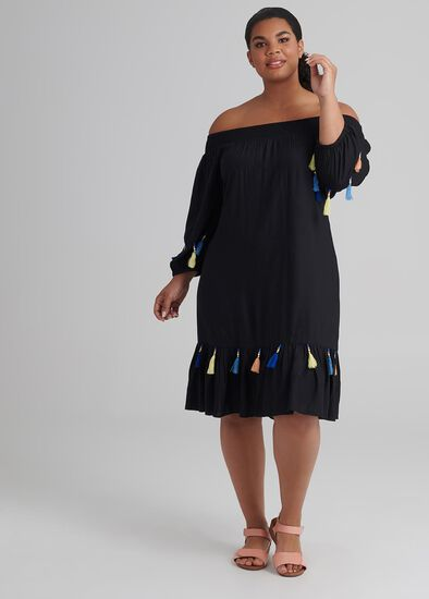 The Palms Dress Coverup