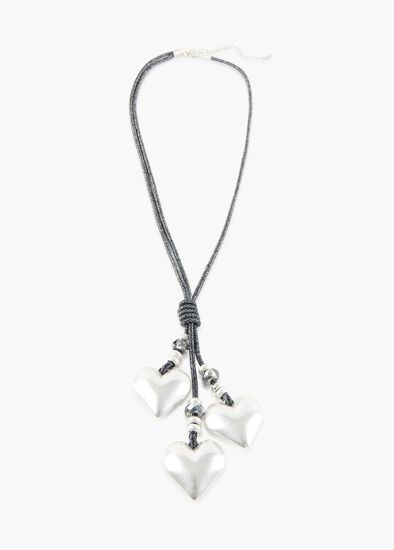 Skip A Beat Necklace