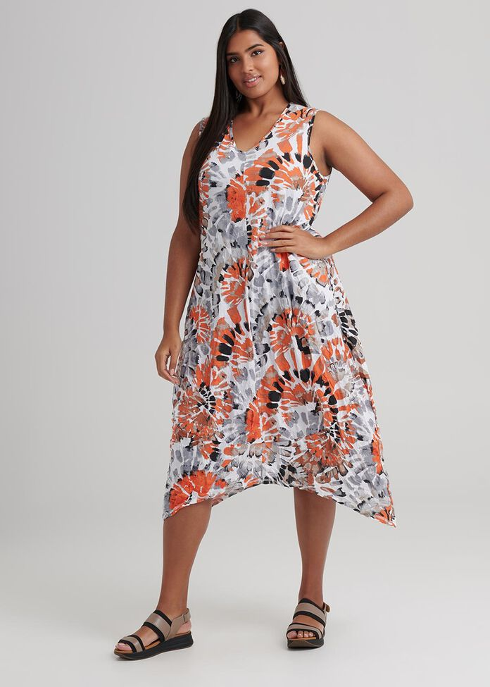 Madikawe Modal Dress, , hi-res