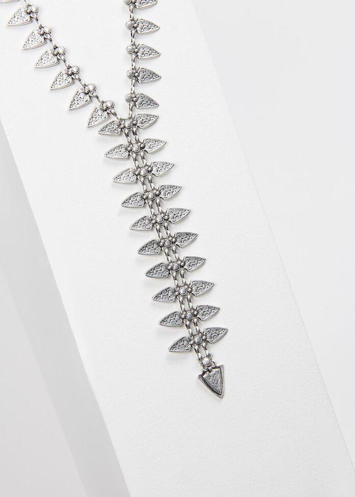 Artisan Warrior Necklace, , hi-res