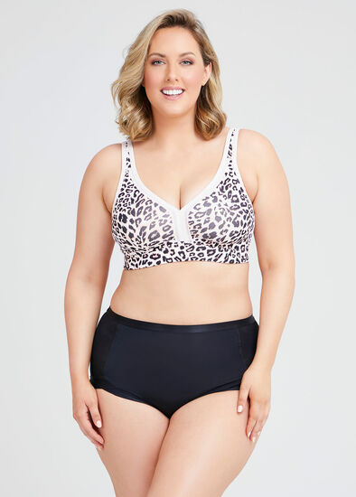 Wirefree Cooling Lounge Bra Sizes 14-18