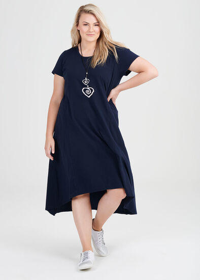 Organic Easyfit Dress