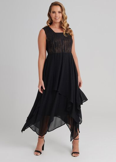 Hot Stuff Layered Dress