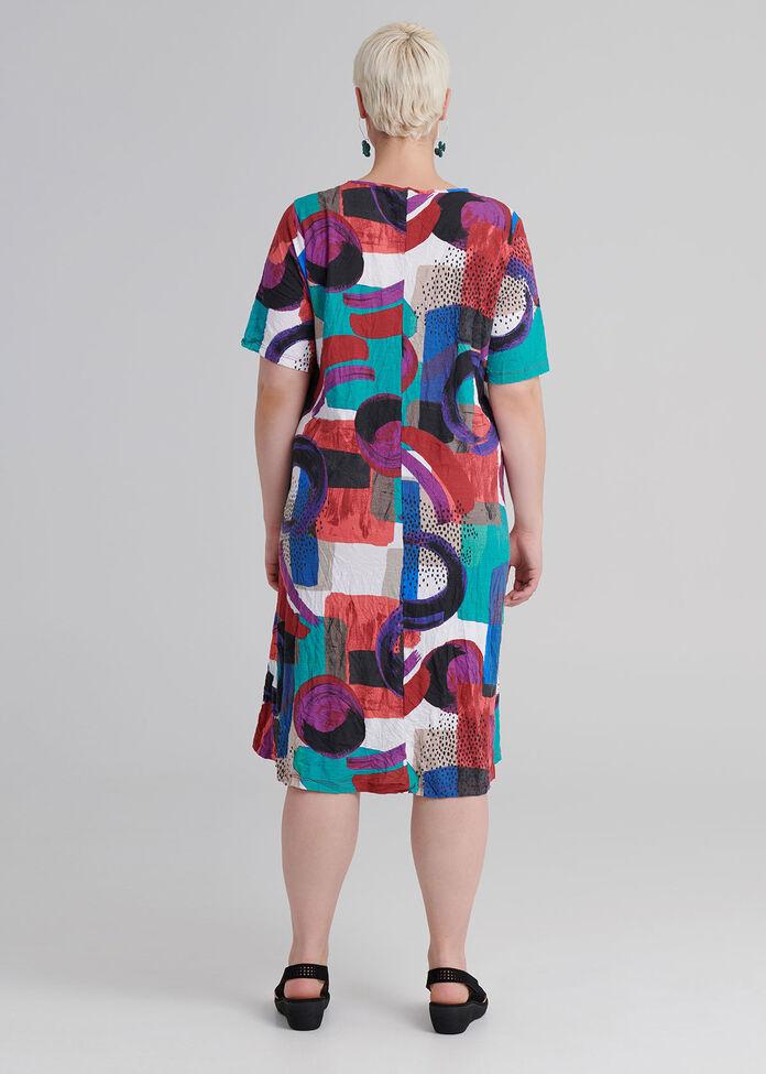Contiki Modal Dress, , hi-res
