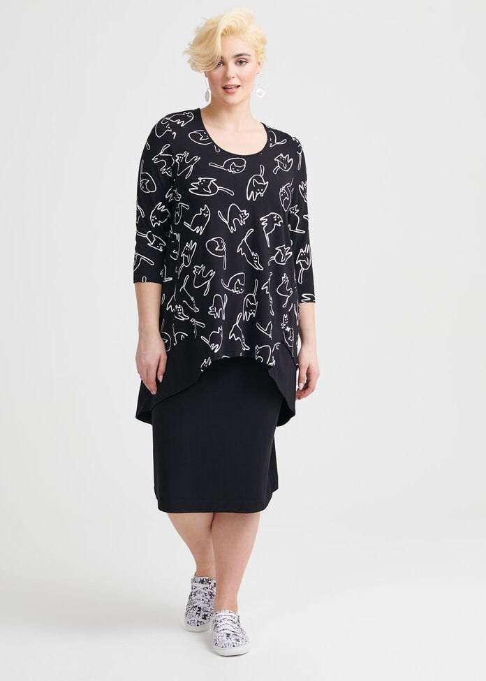 Reimagined Mid Skirt, , hi-res