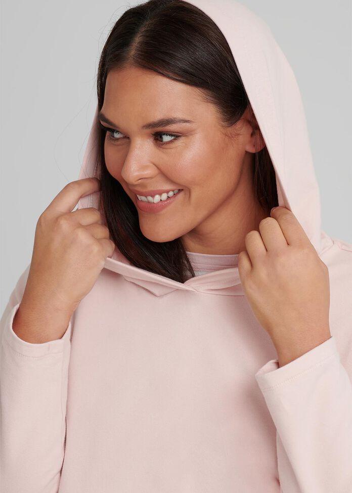 Quartz Hooded Tunic, , hi-res