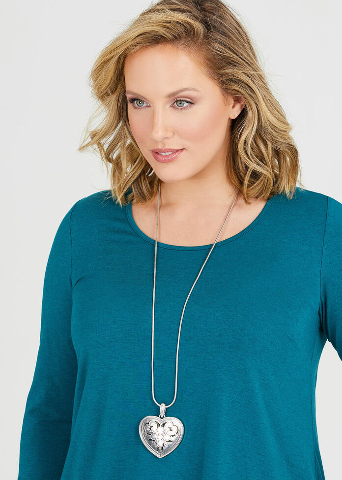 Hearts On Fire Necklace, , hi-res