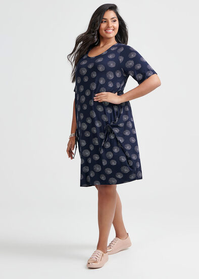Bamboo Stella Moon Dress